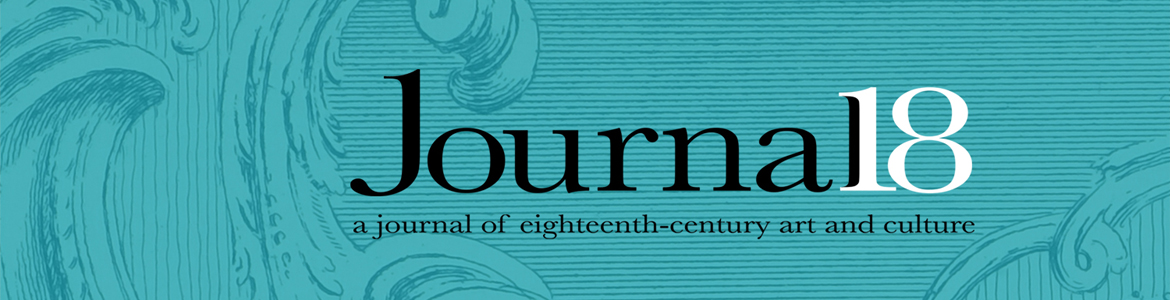 Journal18: a journal of eighteenth-century art and culture