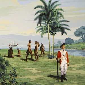 The Time of Captain Cook: A Conversation – by Julia Lum and Kailani Polzak
