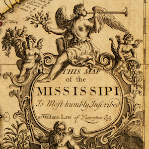 An Effortless Empire: John Law and the Imagery of French Louisiana, 1683-1735