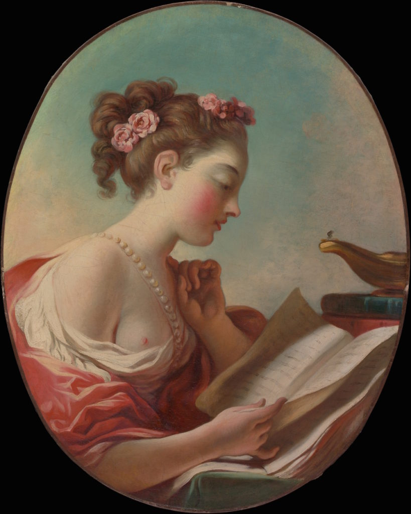 Fig. 3. Jean Honoré Fragonard, Allegory of Vigilance, ca. 1772. Oil on canvas, 68.9 x 54.9 cm. The Metropolitan Museum of Art, New York. © Image courtesy of The Metropolitan Museum of Art, Gift of René Fribourg, 1953, www.metmuseum.org.