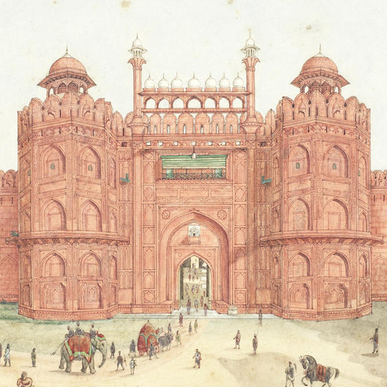 The Little Conquest of the Red Fort – by Abhishek Kaicker