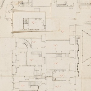 A Plan of the Louvre's Cour Carrée and the Making of the Architecture Française