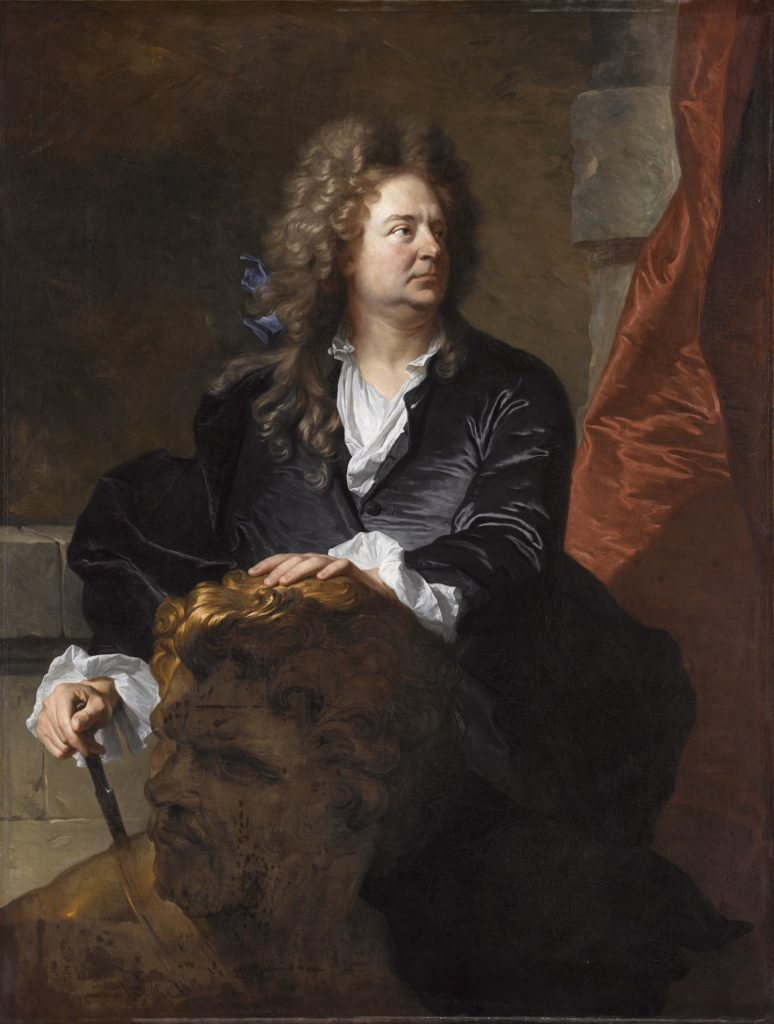 Fig.5. Hyacinthe Rigaud, Martin van den Bogaert, known as Desjardins, 1692. Oil on canvas, 141 x 106 cm. Photo © RMN-Grand Palais (Musée du Louvre) / Franck Raux.