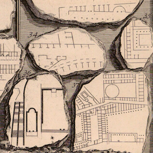 A Digital Extension of a Roman Cartographic Classic: The 1748 Nolli Map and its Legacy